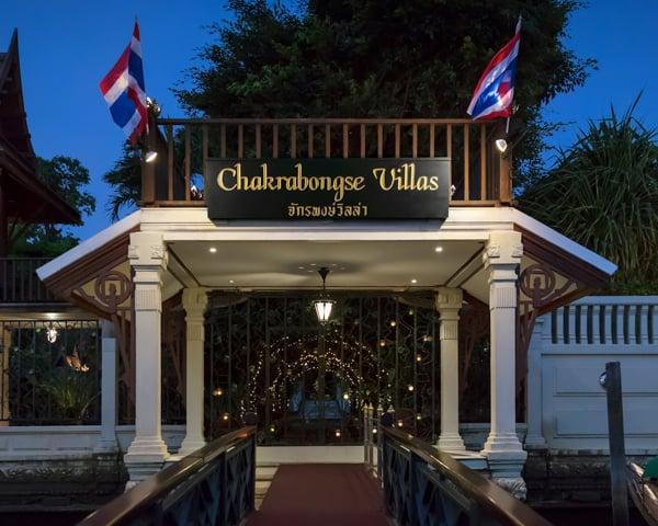 Chakrabongse Villas logo