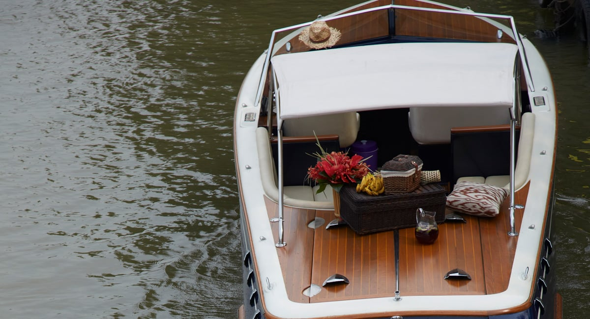 Chakrabongse Villas - experiences - Boat Trips