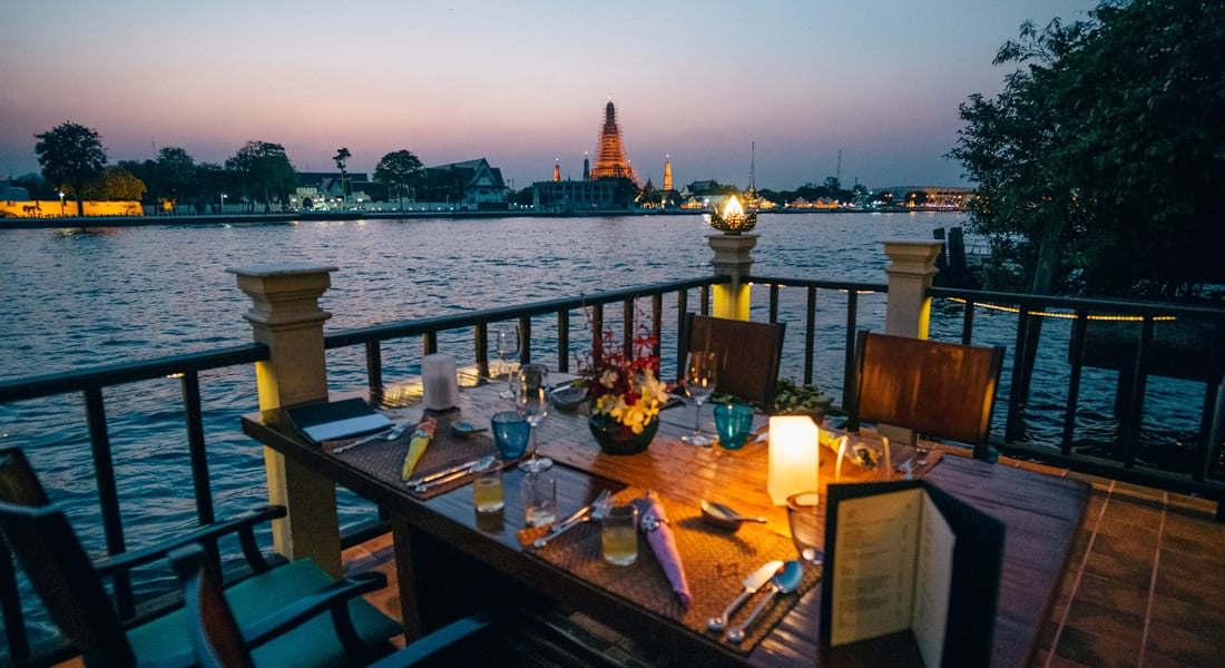 Chakrabongse Villas - Nearby attractions - Wat Arun, the Temple of Dawn