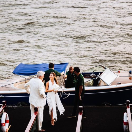 Amanda and Louis's wedding