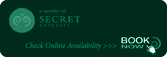 Secret Retreats logo